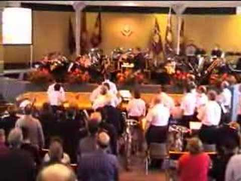 IN CHRIST ALONE- Salvation Army Congregational Worship