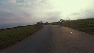 Sam Henning TT Crash | HMT with JLT Condor Cycling Team