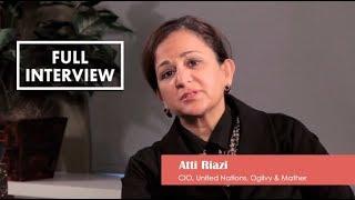 Learning from CIOs - Atti Riazi, Full Episode