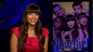 New Girl - Interview with Hannah Simone