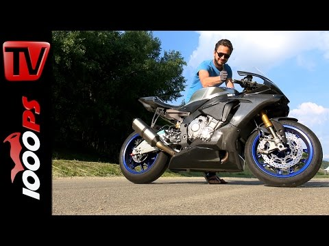 Yamaha YZF-R1 Remus Complete System Soundcheck