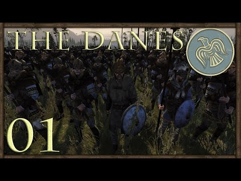 [1] Total War: Attila - Age of Charlemagne - The Danes - Vik