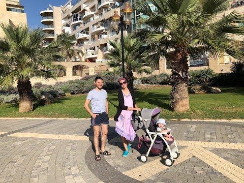ISRAEL - Part 2 - Ashkelon, The National Park, Tel-Aviv - Jaffa