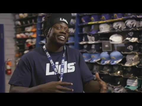 Melvin Gordon Reveals His History With Hats | Lids