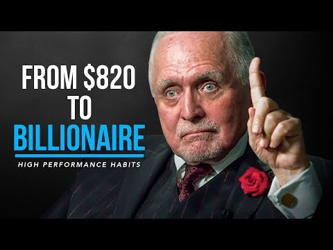 Billionaire Dan Pena\'s Ultimate Advice for Students & Young People - HOW TO SUCCEED IN LIFE