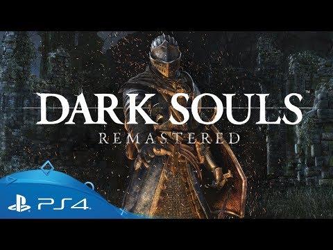 Dark Souls Remastered | Announcement Trailer | PS4