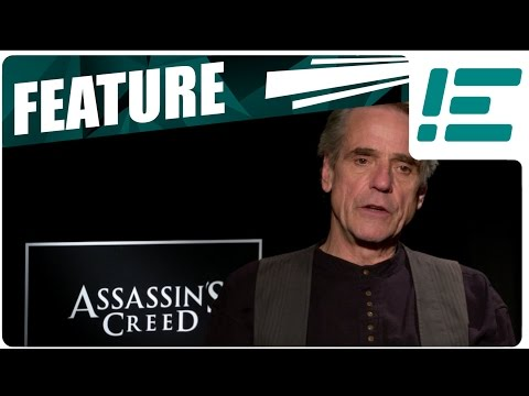 Catching Up with Jeremy Irons - Exclusive Interview