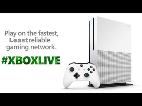 Xbox Live is a mess yet again