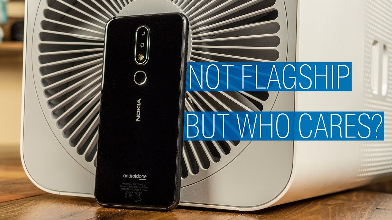 Nokia 6 1 Plus aka Nokia X6 Review - Inexpensive Pure Android with Notch  but NOT Xiaomi