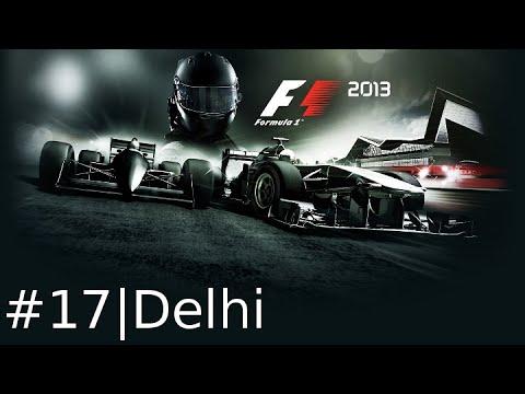 F1 2013 Classic Mode 50% Online-Rennen # 17|Delhi