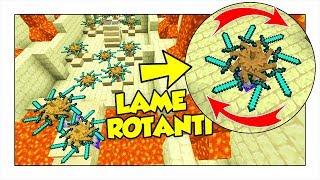 COME COSTRUIRE LAME ROTANTI REALISTICHE! - Minecraft ITA