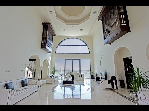 Fairmont Residence Royal Penthouse For Sale, Palm Jumeirah, Dubai. Palm Jumeirah Specialist Agent