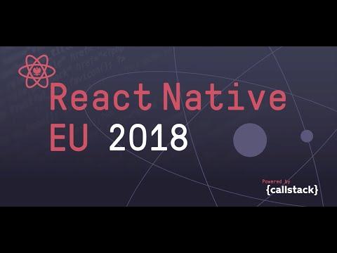 React Native EU Conference 2019