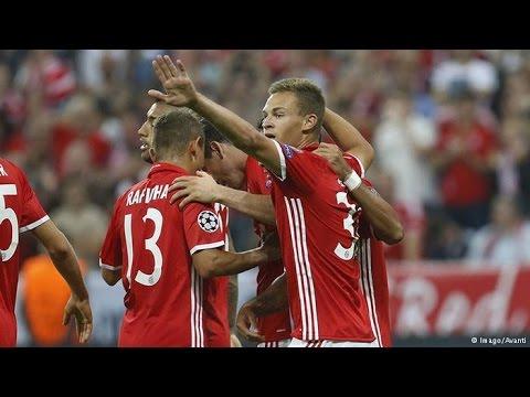Download BAYERN MUNICH 5:0 ROSTOV | All Goals & Highlights | UEFA Champions League 2016 [HD]
