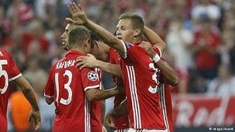 BAYERN MUNICH 5:0 ROSTOV | All Goals & Highlights | UEFA Champions League 2016 [HD]