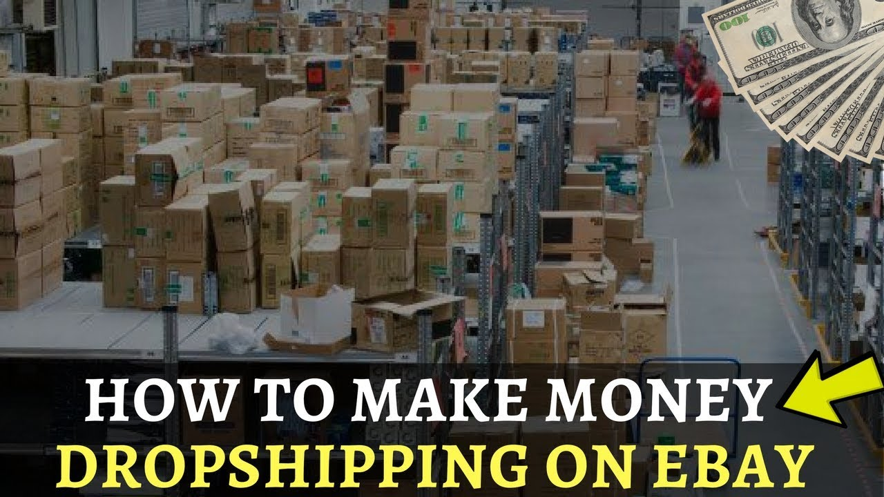 Dropshipping on eBay (A Complete, Step-By-Step Tutorial)