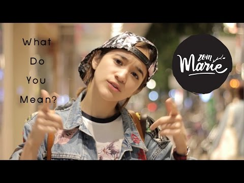 What Do You Mean? -  Justin Bieber【Cover by zommarie】