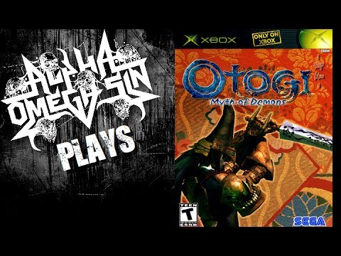 AlphaOmegaSin Plays Otogi Myth of Demons on Xbox