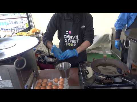 'Egg Kati (Kathi) Roll: Kolkata inspired Indian Street Food by Horn Okay Please in London. - 동영상' style=clear:both; float:left; padding:10px 10px 10px 0px;border:0px; max-width: 360px;