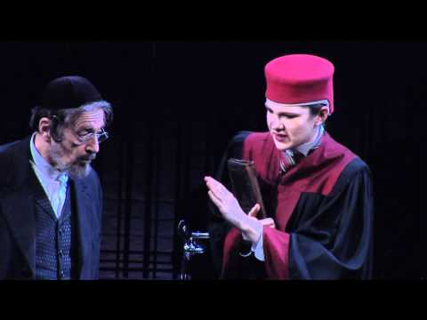 MERCHANT OF VENICE On Broadway -- Highlights