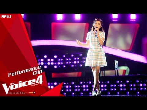 The Voice Thailand - พลอย พลอยไพลิน - จำเสี่ยงเลี้ยงพ่อ - 20 Sep 2015
