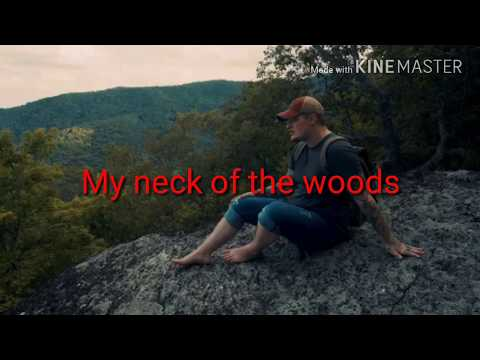 Ryan upchurch My neck of the woods