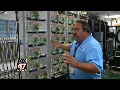 Cell network upgraded at Michigan State University