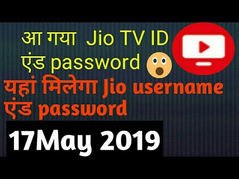Jio TV username and password   jio tv kaise open kare   Jio id    By TECHNO  SPEED   
