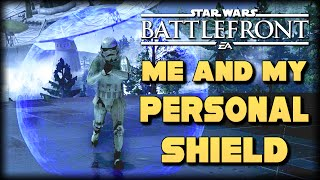 Me and My Personal Shield : STAR WARS Battlefront Short Film