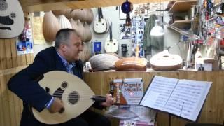 Ud Hasan sonmez- Zeki duygulu hicaz (leyla)