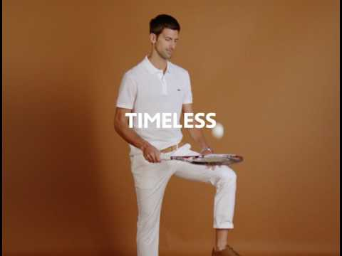 Thumbnail: Lacoste, designing polo shirts since 1933