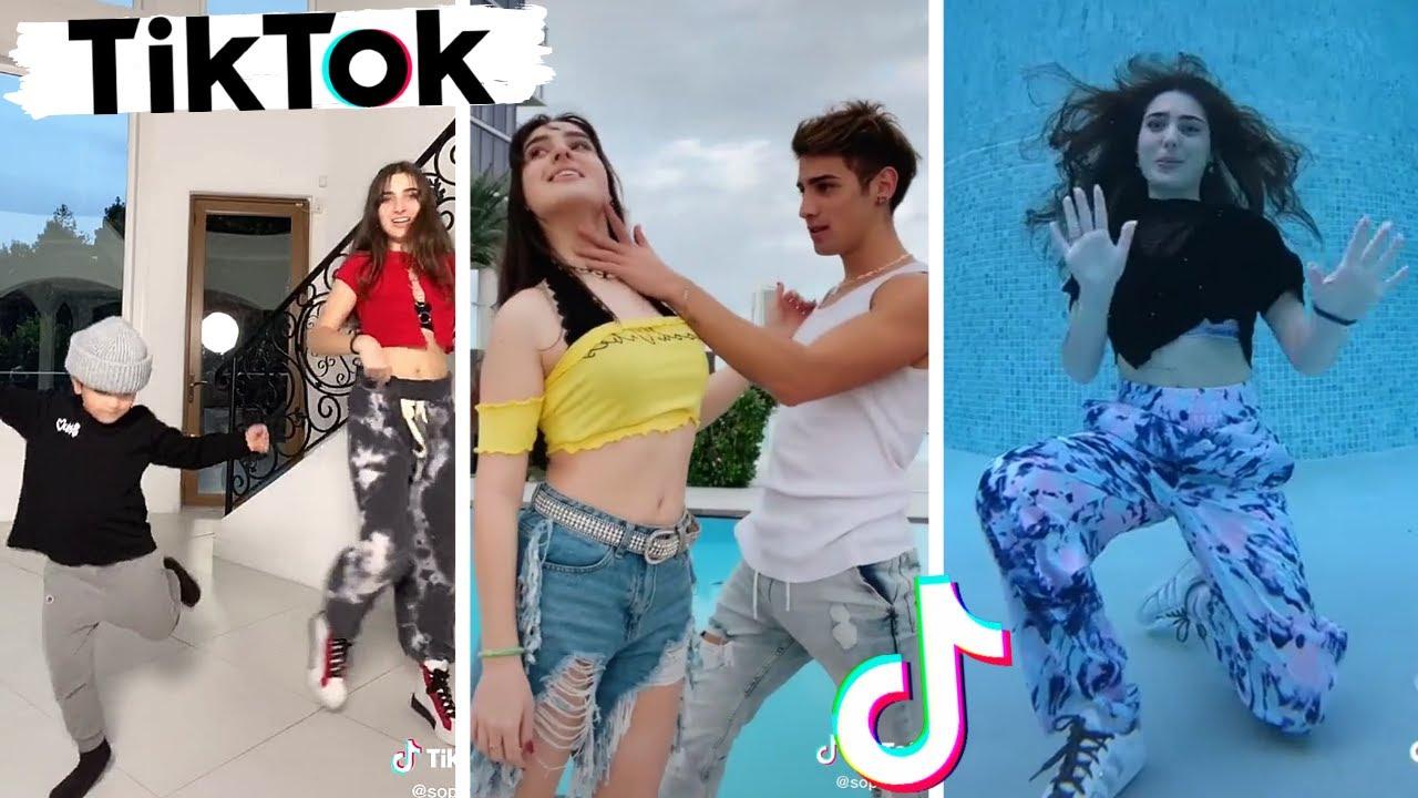 Best of Sophia Talamas TikTok Dance Compilation (@sophiat24)