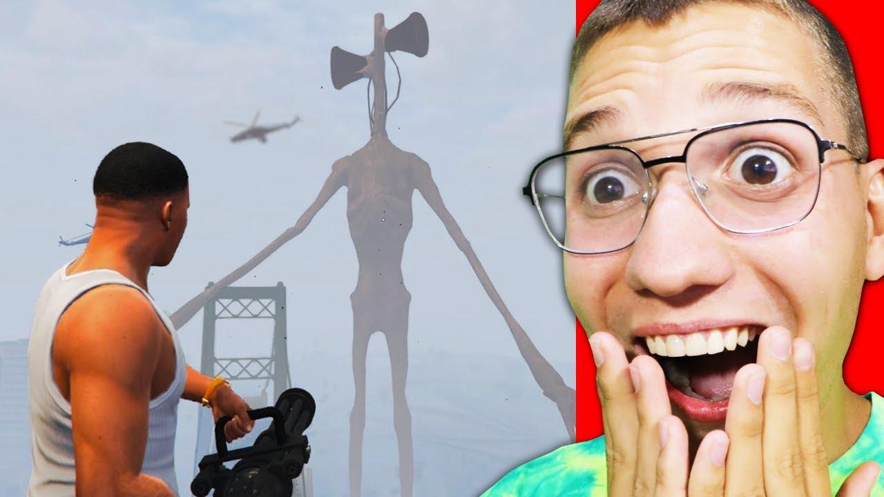 🔴 ראש הסירנה הפך להיות ענקי?! (הוא התחיל להרוס את כל העולם!)