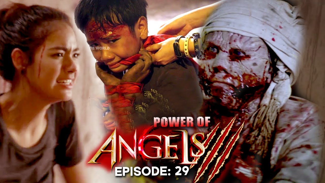 Vampire Series POWER OF ANGELS 3 - Horror Crime Stories EP.29 | Hollywood Web Series In Hindi Dubbed