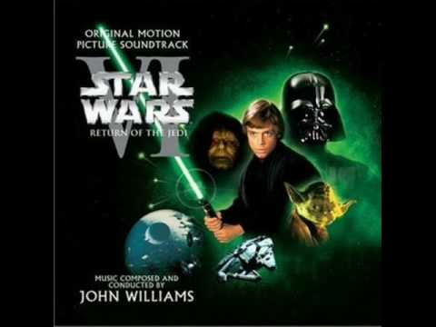Star Wars: Return of the Jedi, Victory Celebration-End Title