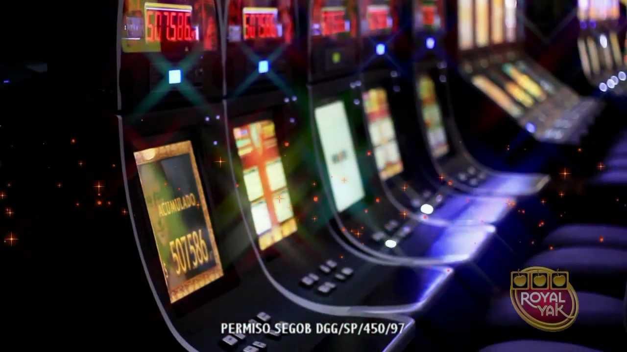 China gambling island