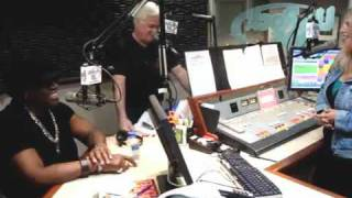 Download Clarence Clemons and The Nakeds visit Lite Rock 105 MP3 song and Music Video