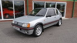 SOLD - 1987 Peugeot 205 GTi 1.9 Phase 1 Classic Car for sale in Louth Lincolnshire