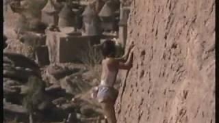 Amazing Solo Climb in Mali