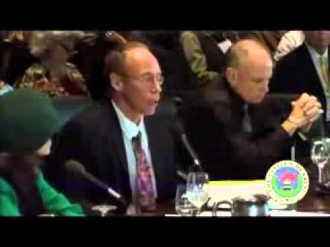 Dr Steven Greer Exposes the Truth at the Citizen Hearing 2013