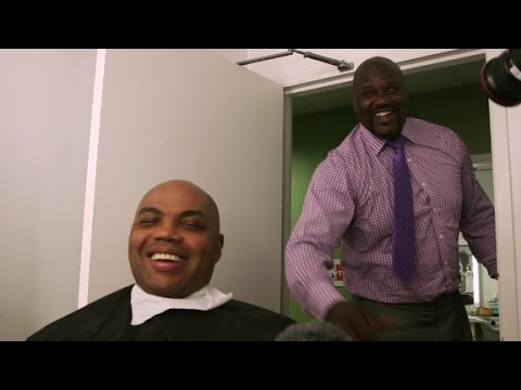 Go behind the scenes on 'Inside the NBA'