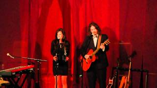 The Civil Wars - Girl With The Red Balloon (Live)
