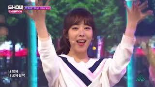 구구단(gu9udan) - 레인보우(Rainbow) 교차편집(Stage Mix)