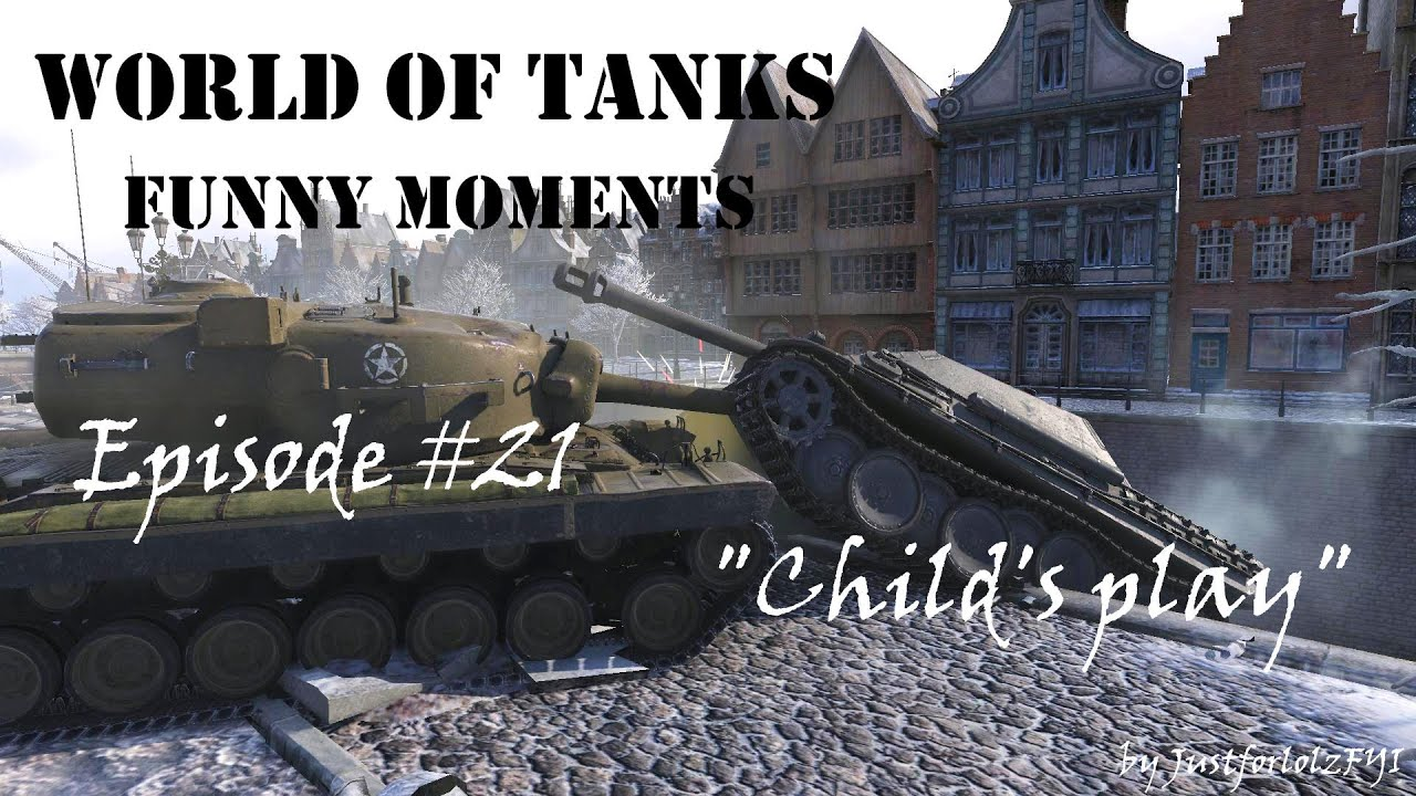 Download World of Tanks - Funny Moments | Week 3 January 2016