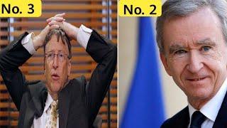 दुनिया के 10 सबसे अमीर इंसान, बिल गेट्स हैं तीसरे || Top 10 Richest People in the World