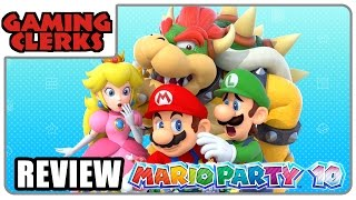 Mario Party 10   Review // Test