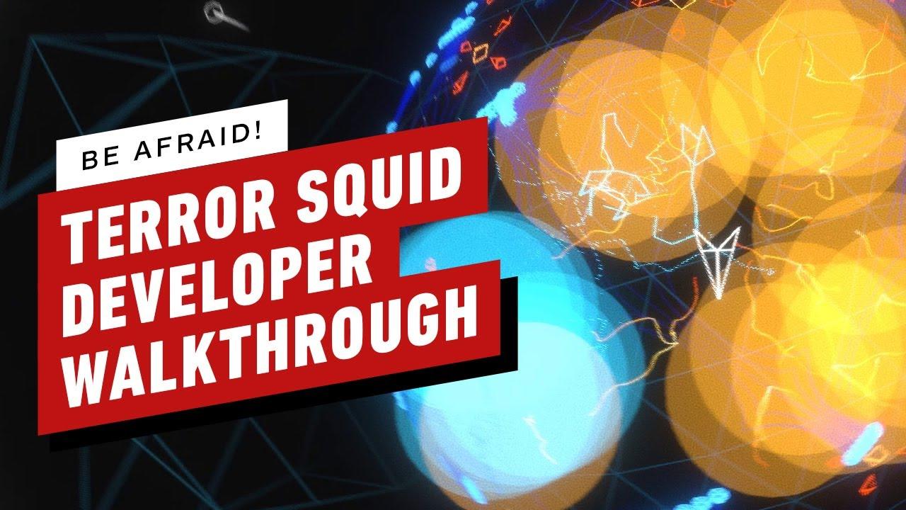 Terror Squid: Developer Gameplay Walkthrough