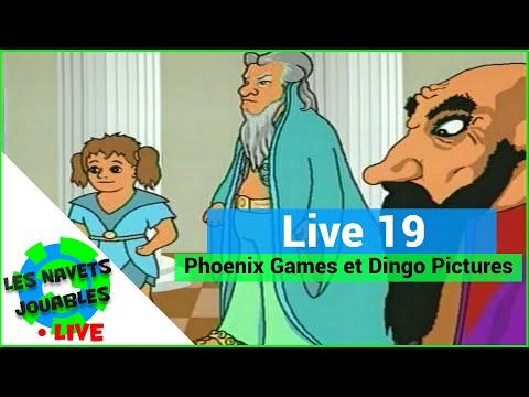 Live n°19 - Phoenix Games et Dingo Pictures