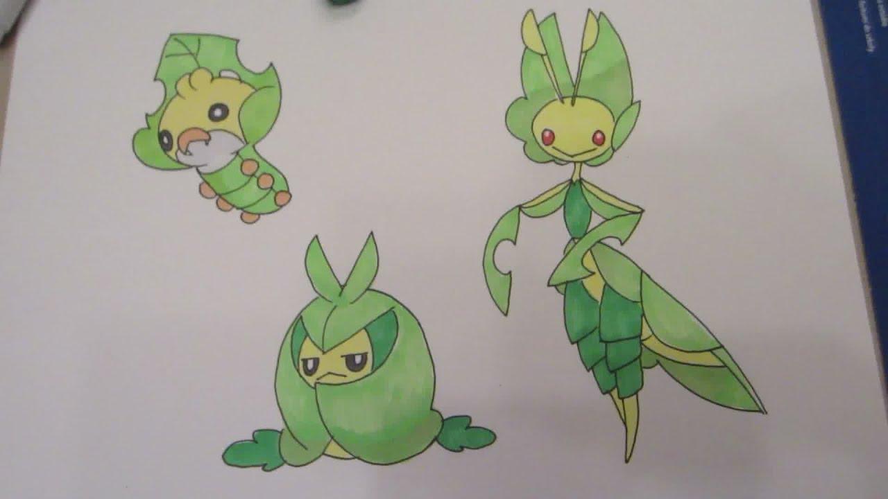 maxresdefault jpgSewaddle Pokemon Evolution
