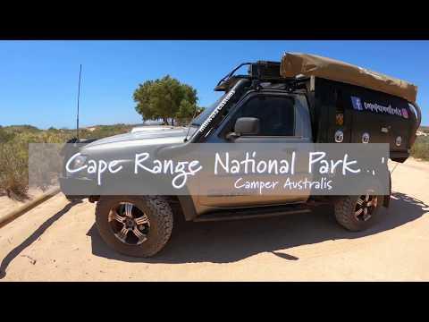 Cape Range National Park - Exmouth, Western Australia